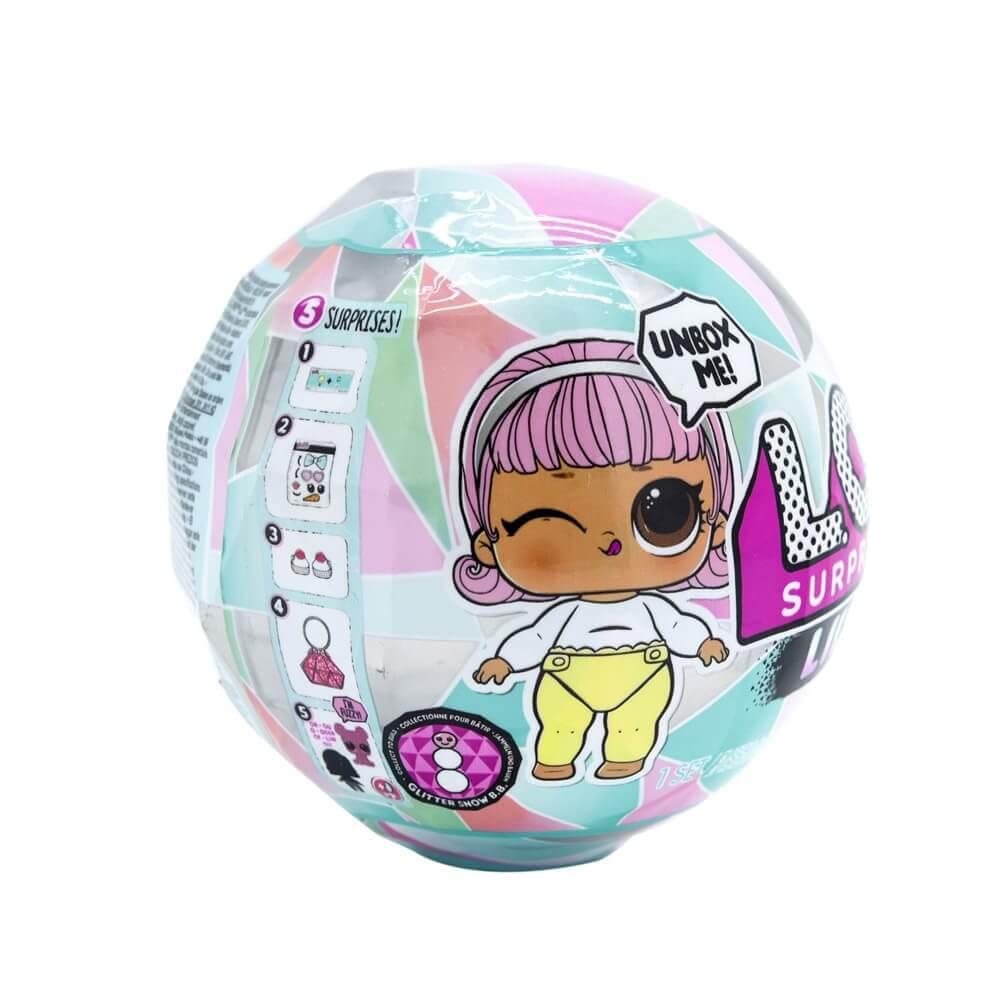 Кукла LOL Surprise LILS Winter Disco (младшие питомцы, сестрёнки или братики) Зимнее Диско - 3