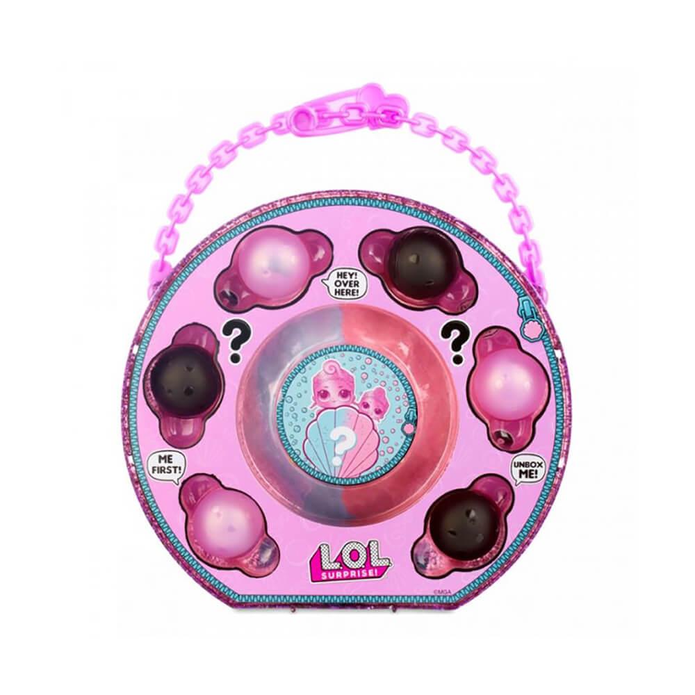 Кукла LOL Surprise Pearl (Лол-сюрприз Жемчужина) (розовый шар) - 6
